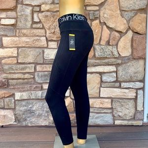 NWT Calvin Klein Leggings